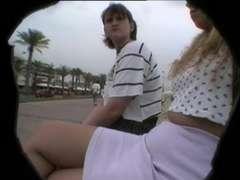 Zwei Teenie Schlampen auf Mallorca abgeschleppt