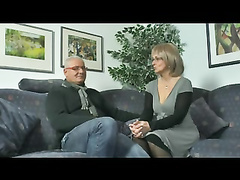 Hot german mature with husband and other dude