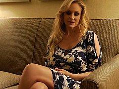 Amerikaans, Grote mammen, Blond, Ondergoed, Moeder die ik wil neuken, Geld, Strippen, Strippen