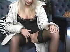 British Woman Shaggy Vagina