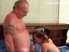 Hot Euro Granny Has an intercourse Young-looking Man