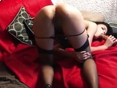 My Dirty Hobby - Hot Sexually available mom tease and moreover masturbates