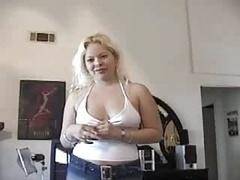 Homemade Movie Blonde Newbie Grown-up Supersuck1