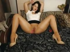 Masturbation, Nylon, Orgasmus, Russisch