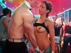 brunette slots getting down and dirty hard amateur area 4