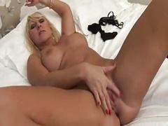 Eager mom Masturbation#2