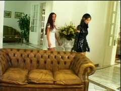 Lara Stevens with Vanessa & the gawp