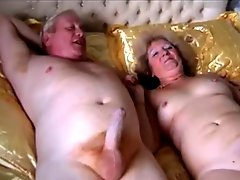 Aged Couple Fuck