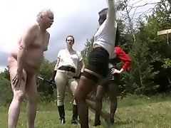 Torture grandpa 1