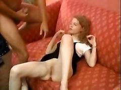 Klein, Roodharige vrouw