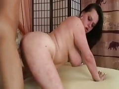A Lovely Slightly fat Mom i`d like to fuck