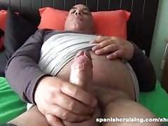 Horny Str8 Dude Barebacking