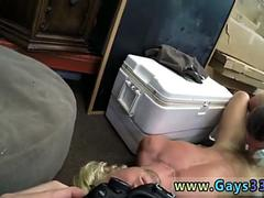 Guys with long hair straight gay porn xxx Blonde muscle surfer fellow needs cash