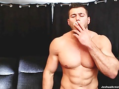 Smoking Cocky Chavy Scum