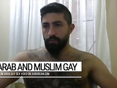 Arab gay hairy sultan