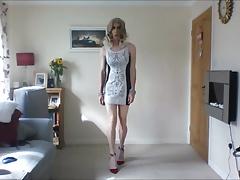 Lil white minidress