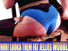 Venetia's fat jellies caned