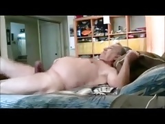 Two Old Daddies Sucking and Fucking