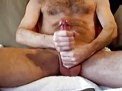 Big dick hairy daddy