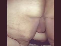 Huge ass chub shaking ass