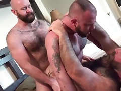 Hairy Threesome