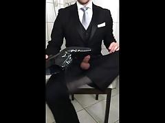 Suit, Shoes,Filth
