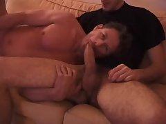 Hung Fit Guy Gets a Blowjob