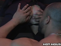 Hard Body Jason Vario's BBC Deepthroat and Anal Penetration