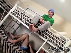 A Tickle Leads To Jacking Off