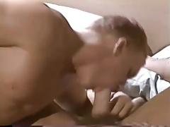 Passionate Sex on Bed