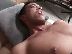 Cute Dude Gets Painful Anal