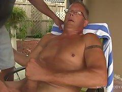 Rough Trade Pool Side Barebacking Sex Orgy