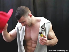 Poppers under muscular instructional commands