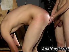 Boys private ass fuck & spanking
