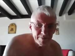 Grampa nudist