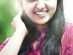 Mallu Actress Sanusha Cum Tribute