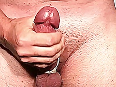 Milking My Cock