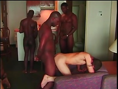 Orgy Interracial