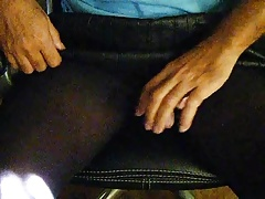Trying to tease my tiny dick 3