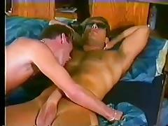 Vintage Sex on Bed