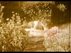 Vintage a poolside affair