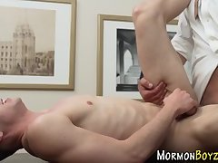 Mormon elder ass punished