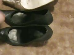 Friend work heels again