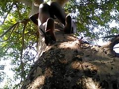 Indian Desi Boy Nude In The Jungle