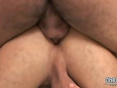 Twinks goes hard on that anal breeding with that dick