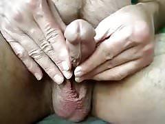 Limp dick saggy balls play