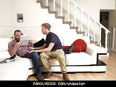 FamilyDick - Daddy Shows Teen How To Fuck