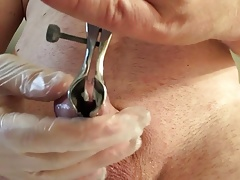 Harnroehre Peehole Urethra with Speculum
