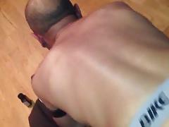 Bare fucking an Arab man with my XXL