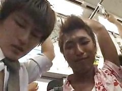 Japanese Train Sex Gay